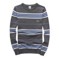 Quality Lacoste men stripe sweaters with high quality wholesale price for sale