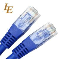 Wholesale UL Approved Network Patch Cord , Cat 6 Patch Cord For Telecommunication from china suppliers