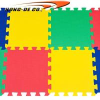 Wholesale Solid Colour Foam mat 1/2 thickness water proof , easy to fix from china suppliers