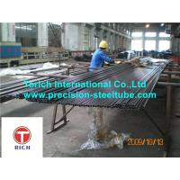 Quality Phosphating Precision Seamless Black Steel Tube for Hydraulic Systems for sale
