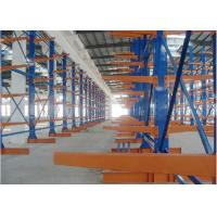 Wholesale Heavy Duty Galvanized Cantilever Pallet Racking With Steel Pipe For Warehouse Storag from china suppliers