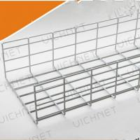 Wholesale Tray Accessories Vichnet HDG galvanized Outdoor Cable Tray Wire Mesh Cabl from china suppliers
