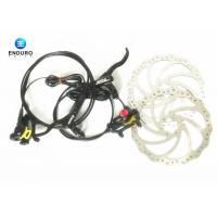 Wholesale Professional ZOOM Electric Hydraulic Bike Brakes 203mm Disc from china suppliers