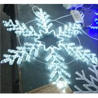 Wholesale led rope light Snowflake/christmas snowflake/outdoor light snowflakes from china suppliers