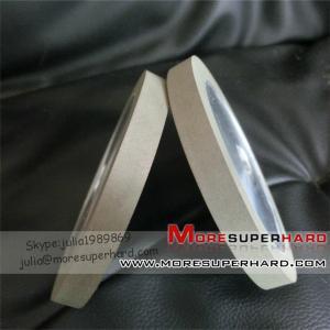 Resin diamond grinding wheel for carbide ,1A1 diamond flute grinding wheel