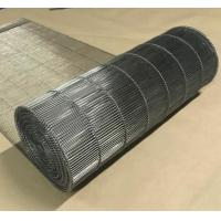 Wholesale Stainless Steel Flat Flex Wire Mesh Conveyor Belt For Drying And Cooling from china suppliers