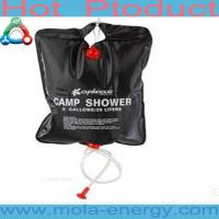 Wholesale New Folding Shower Bag Easy to Move from china suppliers