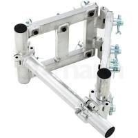 Wholesale Flexible Truss Fitting Book Corner Aluminum Alloy 6082 T6 Truss Angle Hinge Section from china suppliers