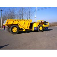 Wholesale LPDT Underground Load Haul Dump Truck Low Profile Dump 33km / h from china suppliers