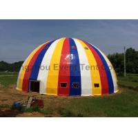 Wholesale 40m snow load steel structure large dome tent for wedding party from china suppliers