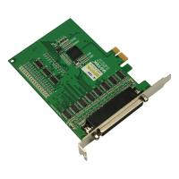 Wholesale RTS / CTS XON / XOFF PCI-E Serial Card , X1 2.5Gbps from china suppliers