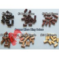 Quality copper mcro rings,  micro rings,  screwed micro rings for sale