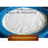 Wholesale High Purity Testosterone Steroids CAS 58-18-4 17-Methyltestosterone from china suppliers