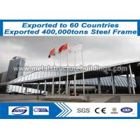 Buy cheap light steel frame structures and Steel Frame Structure ISO verified from wholesalers