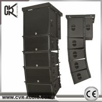 Wholesale used church sound system dual 10 inch line array speaker guangzhou audio factory from china suppliers
