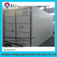 Wholesale Prefab 20ft house container price from china suppliers