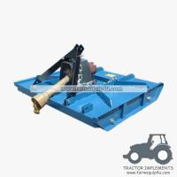 Wholesale 5TMC Farm implements Tractor 3 point topper mower 5FT from china suppliers