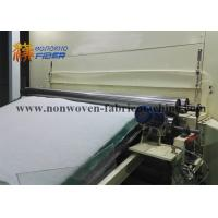 Quality Air Though Nonwoven Fabric Materials Making Needle Punching Machine High Capicity for sale
