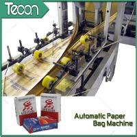 Wholesale Advanced Full Automatic Motor Driven Valve Paper Bag Making Machine from china suppliers