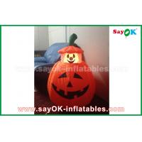 Wholesale Halloween LED light Inflatable Holiday Decorations , Human skeleton Inflatable Cartoon Characters from china suppliers