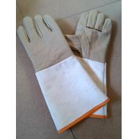 Wholesale leather welding gloves from china suppliers