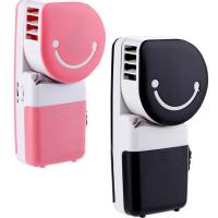 Wholesale Hand-Held Beauty Care Cosmetics , Smile Mini USB Portable Cooler Fan from china suppliers