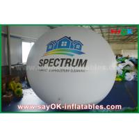 Wholesale Giant 2m DIA PVC White Inflatable Helium Balloon for Outdoor Advertising from china suppliers
