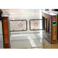 Wholesale Automatic Stainless steel access control pedestrian flap barrier gate from china suppliers