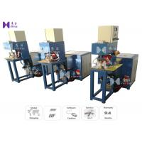 Wholesale 1800 PCS / H High Frequency Plastic Welding Machine 5KW 8KVA Input Power from china suppliers