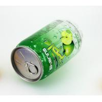 Wholesale 250ml Cold Filling Plastic / Pet Beverage Fruit juice Cans With FDA SGS from china suppliers