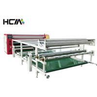 Wholesale 1.9m Wide Roller Sublimation Heat Press Machine For Curtain Transfer Printing from china suppliers