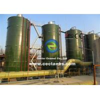 Wholesale Corrosion Resistance Steel Silos for Grain / Dry Bulk Storage with AWWA D103 Standard from china suppliers