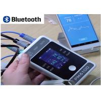 Wholesale PM6100 handheld bluetooth portable 7 inch multiparameter patient monitor from china suppliers