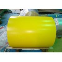 Wholesale ASTM A653 Prepainted Galvanized Steel Coil / Gi Aluzinc Steel Coil from china suppliers