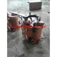 Wholesale CAST IRON JIS F7224 Small Duplex Oil Stainer JIS F7224 from china suppliers