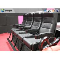 Wholesale Simple Operation 4D Cinema System 4DM Movement Seats / Independent Research Software from china suppliers