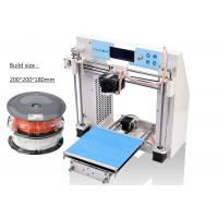 Wholesale High Accuracy CNC Desktop 3D Printer Self Assembly Metal Frame Auto Leveling from china suppliers