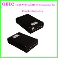 Buy cheap FVDI AVDI ABRITES Commander for Chrysler Dodge Jeep from wholesalers