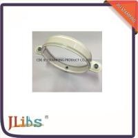 Wholesale Nut M7 Riveted Fixed Down Pipe Clamps White With Plastic Washers from china suppliers