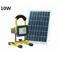 Buy cheap Solar Hand Light Outdoor Led Solar Street Light 10W Solar Light Lamp Solar Panel Outdoor Light from wholesalers