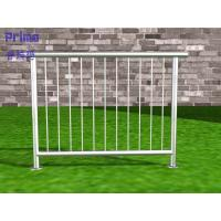 Wholesale Balcony stainless steel railing with stainless steel handrail design system from china suppliers
