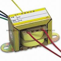 Wholesale Lead Wire Type Transformer with Shell, Low Power and B Insulation Class from china suppliers