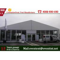Wholesale Commercial temporary 15*30meters Custom Event Tents For Trade Show from china suppliers