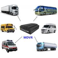 Wholesale Four - In - One 4 Channel Mobile DVR , 720P SD Card Mobile DVR With HDD Heating Functions from china suppliers