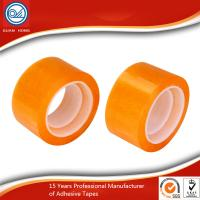 Wholesale Durable Viscosity BOPP Packaging Tape Yellowish Strength Practical from china suppliers