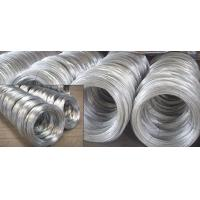 Wholesale SAE1006B, SAE1008B, SAE1010B BWG Hot Dipped Galvanized Wire Rod of Mild Steel Products from china suppliers
