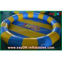 Wholesale Customized Air Tight Inflatable Water Toys PVC Swimming Pool For Children Playing from china suppliers