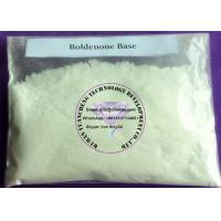 Quality Cutting and Cycling steroid powder Boldenone Base dosage for grow muscle for sale