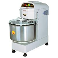 Wholesale 50L / 20KG Commercial Heads-Up Spiral Dough Mixer Two Mixing Speed Food Processing Equipments from china suppliers