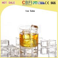 Wholesale CBFI 20 Tons Large Ice Cube Machine Commercial With Semi Automatic Packing System from china suppliers